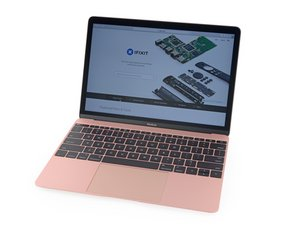Retina MacBook 2016 수리