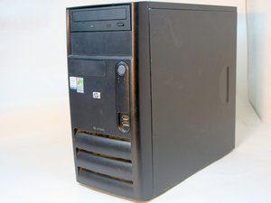 HP Compaq dx2000MT Repair