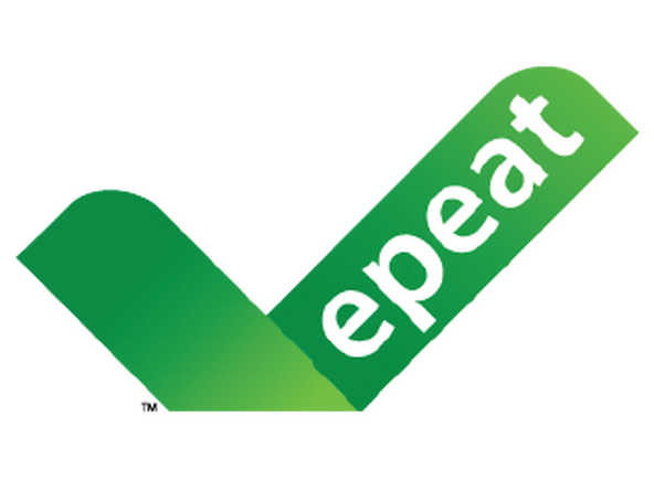 EPEAT green electronics standards check mark