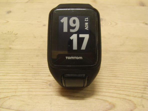 TomTom Runner  Spark  Adventurer 2 or 3 Battery Replacement