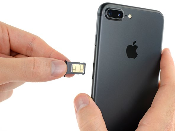 Iphone 7 Sim Karte Wechseln.Iphone 7 Plus Lightning Connector Assembly Replacement