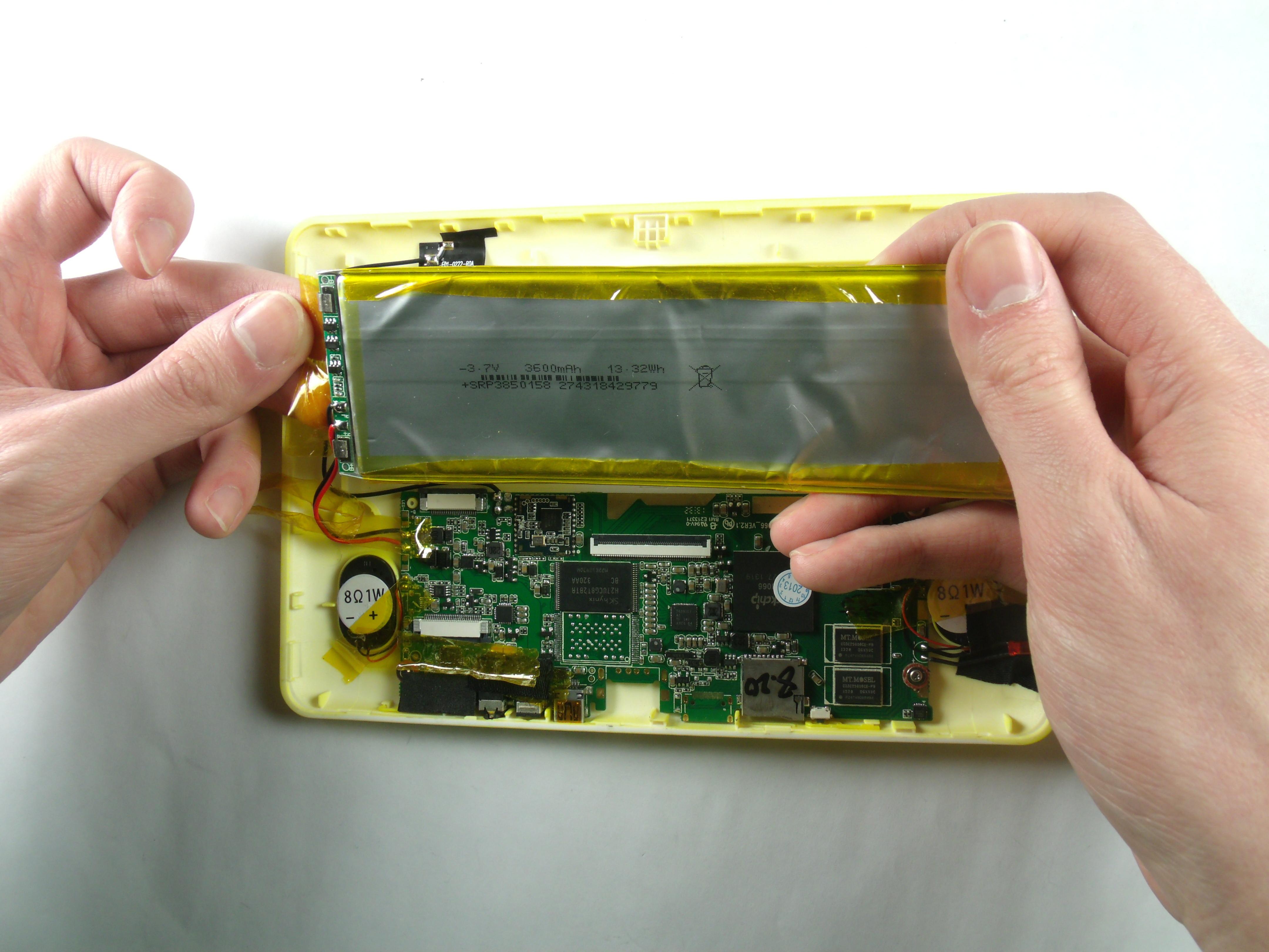 ClickN Kids Tablet Repair - iFixit