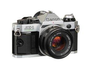 Canon AE-1 Repair