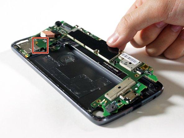 Motorola Moto Z2 Play Motherboard Replacement
