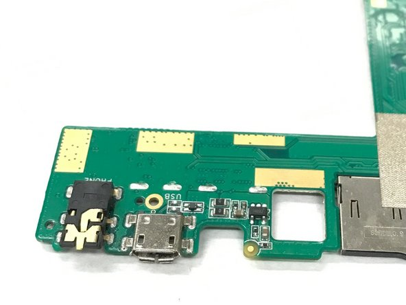 HP 7 Plus 1302 Headphone Jack Replacement