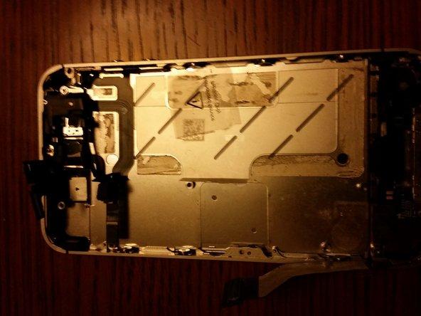 Remove 10 X Philips screws