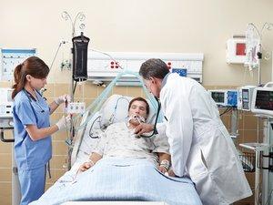 Patient Bed Head