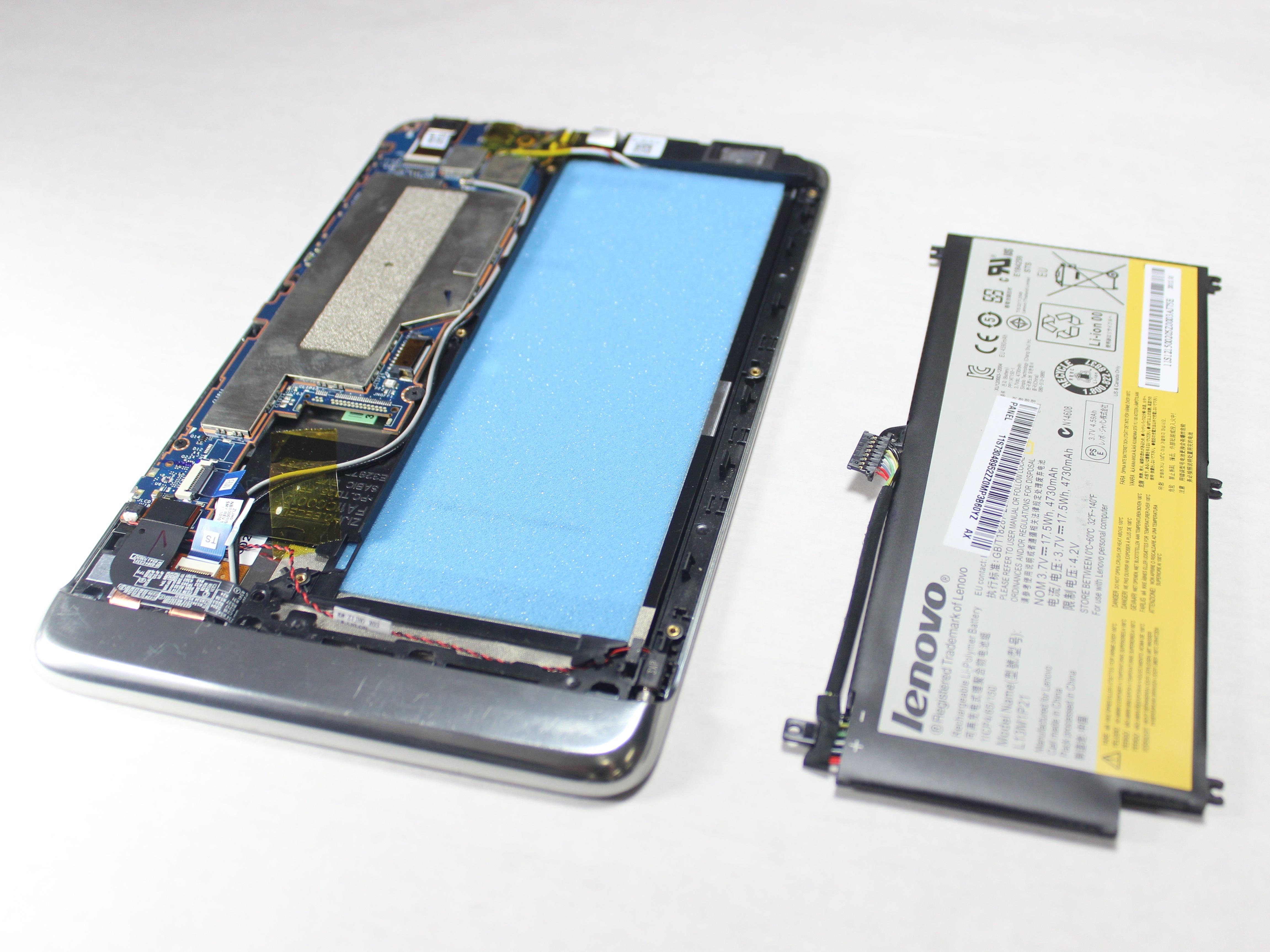 Lenovo Miix 2 Repair - iFixit