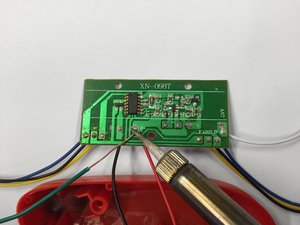 Remote Circuit Board