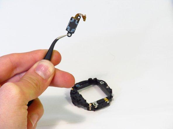 Samsung Gear S3 Frontier Speaker Replacement