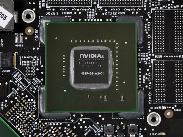 Image 3/3: Right Image: NVidia 50N3BF 0850C1 NK6791.S1W NB9P-GS-W2-C1