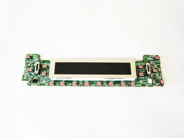 Sony Xplod CDX-MP30 LCD Replacement