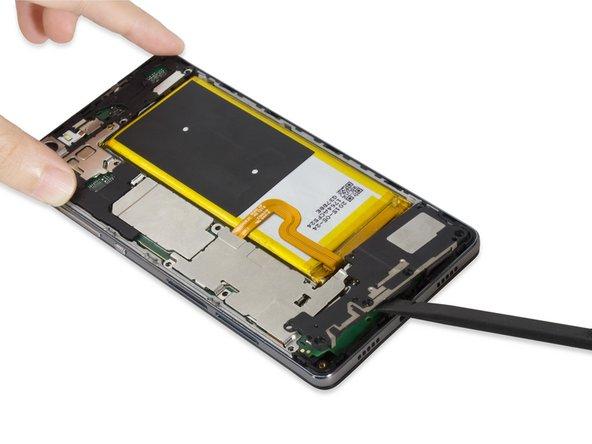 Huawei P8 Lite Loudspeaker Replacement