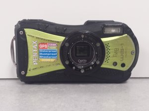 Pentax Optio WG-1 GPS Troubleshooting