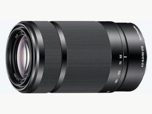 Sony SEL55210 Camera Lens Disassembly