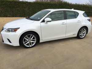 Lexus CT Repair