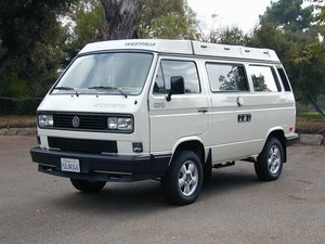 Vanagon Westfalia Repair