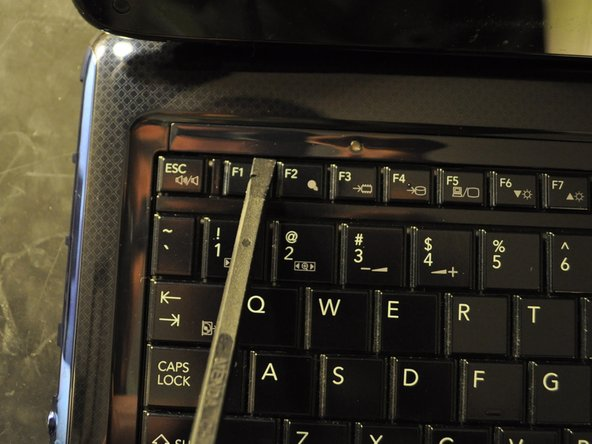 Toshiba Satellite e205 Keyboard Replacement