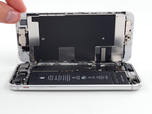 Procedura di apertura dell'iPhone 8