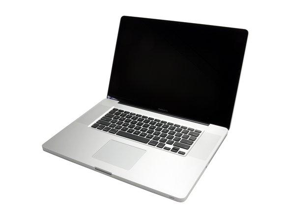 macbook pro 17 repair ifixit. Black Bedroom Furniture Sets. Home Design Ideas
