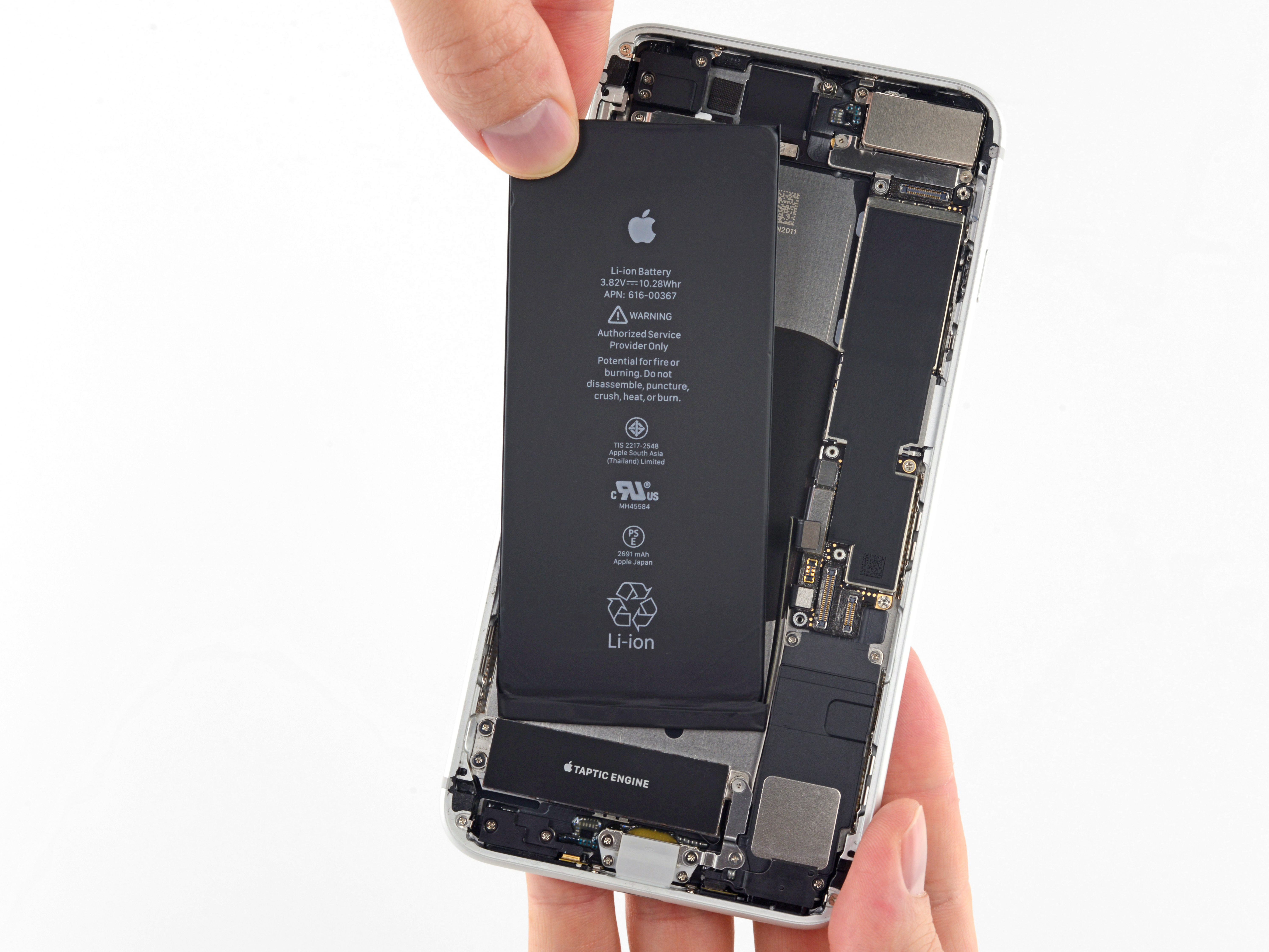 best service 506a7 1c309 iPhone 8 Plus Repair - iFixit