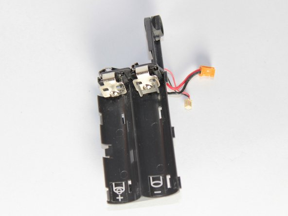 Fujifilm FinePix 4700 Zoom Battery Compartment Replacement