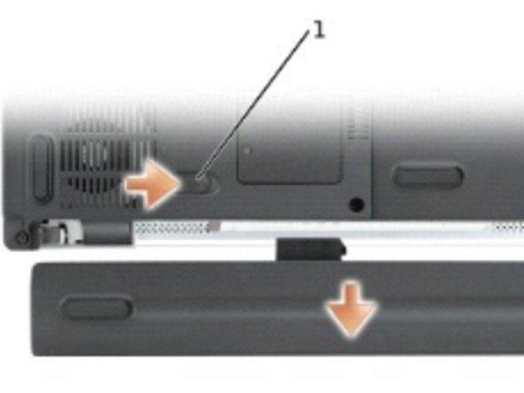 Reemplazo de la cubierta de la bisagra Dell Inspiron 700m