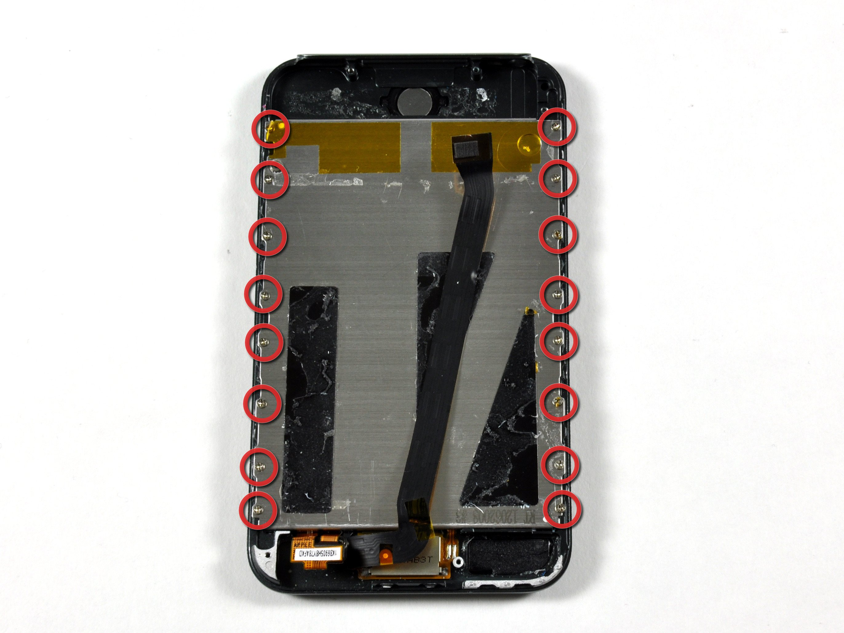 quality design a98b4 434df iPod Touch 1st Generation Display Replacement - iFixit Repair Guide
