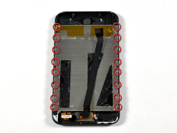 iPod Touch 1st Generation Display Replacement