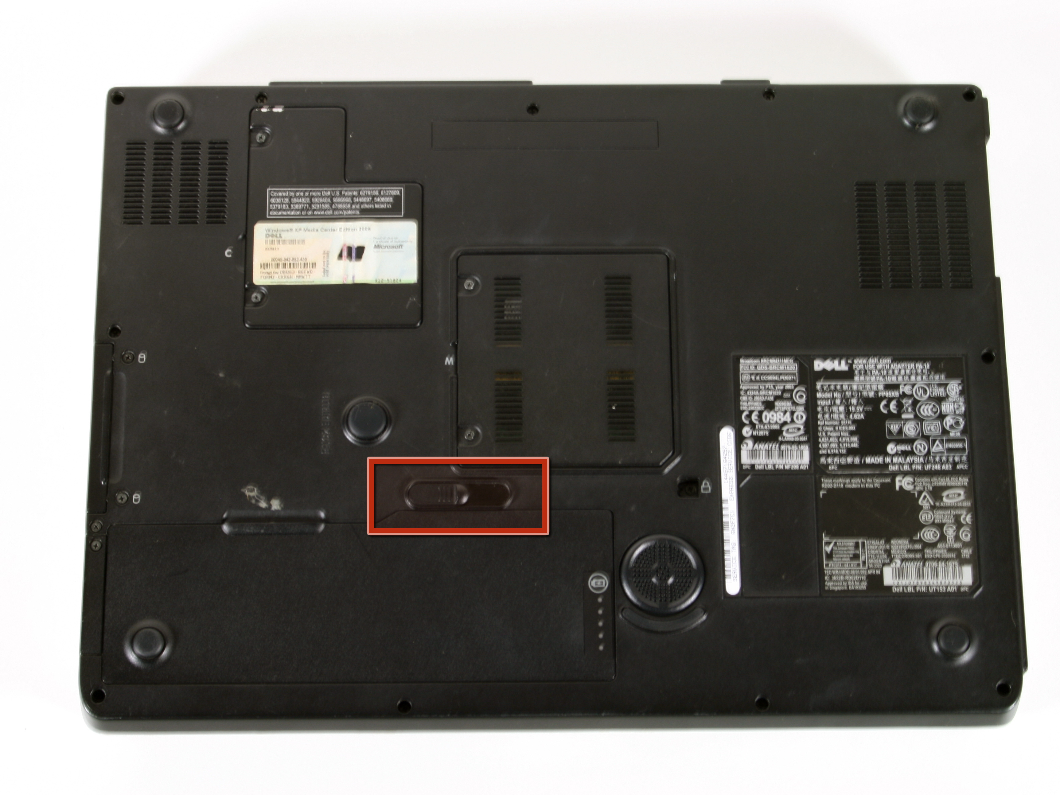 dell inspiron e1705 repair ifixit rh ifixit com Dell Inspiron 6000 Dell Inspiron E1705 Drivers