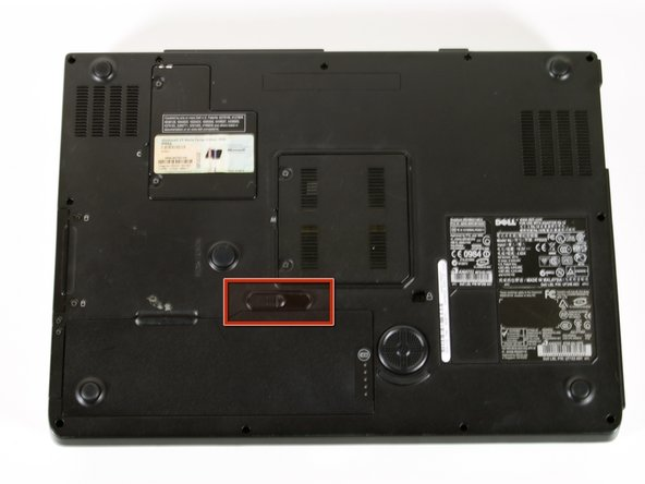 Dell Inspiron E1705 Battery Replacement