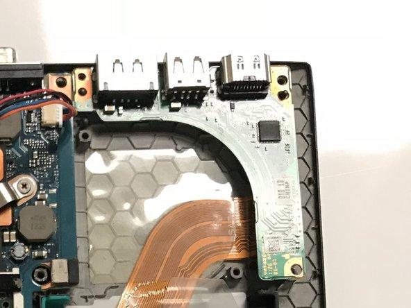 Toshiba Portege R835-P56X  HDMI Port Replacement