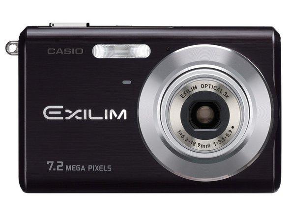 casio exilim ex z70 repair ifixit rh ifixit com Casio Exilim Camera 10.1 Manual Digital Cameras Casio Instruction Manual