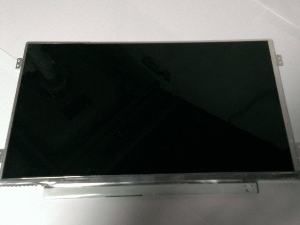 Remplacement de l'écran LCD du Asus Eee PC 1008ha