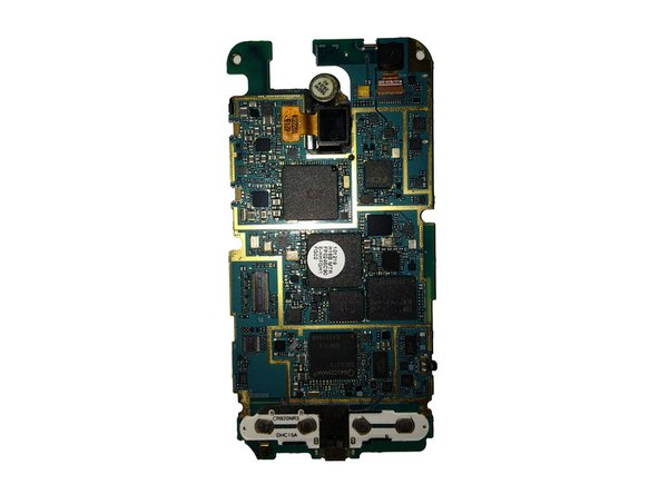 Samsung Galaxy Attain 4G Logic Board Replacement
