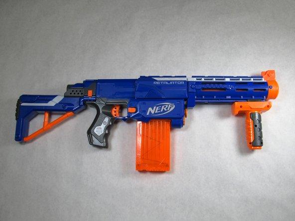 Nerf N-Strike Elite Retaliator - iFixit