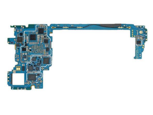 ST Microelectronics ST33G1M2 32 bit MCU with ARM SecurCore SC300