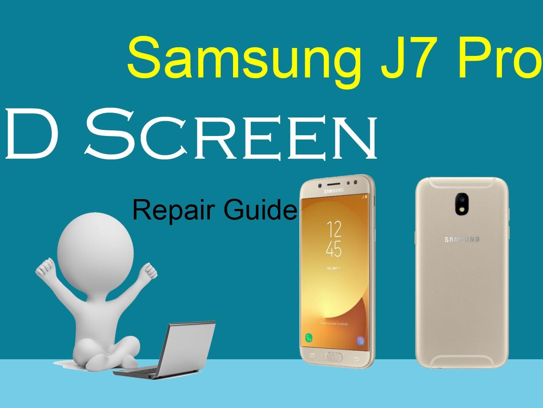 Samsung J7 Pro Repair - iFixit