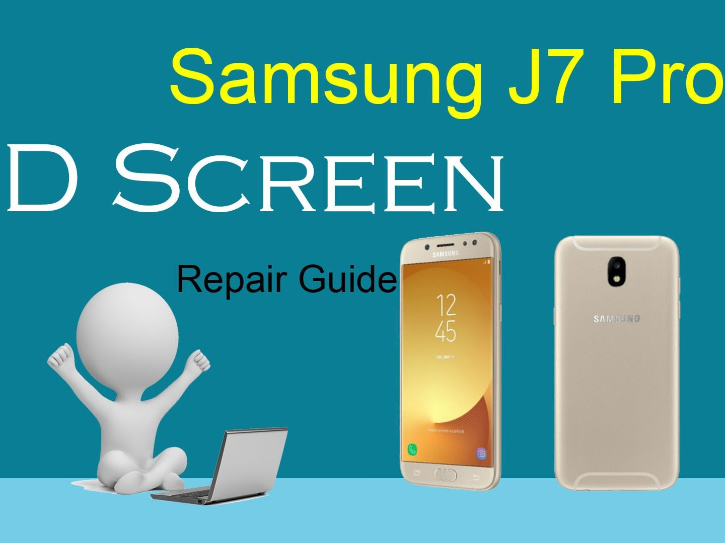 e75b617be6 Samsung J7 Pro LCD Display Replacement - iFixit Repair Guide