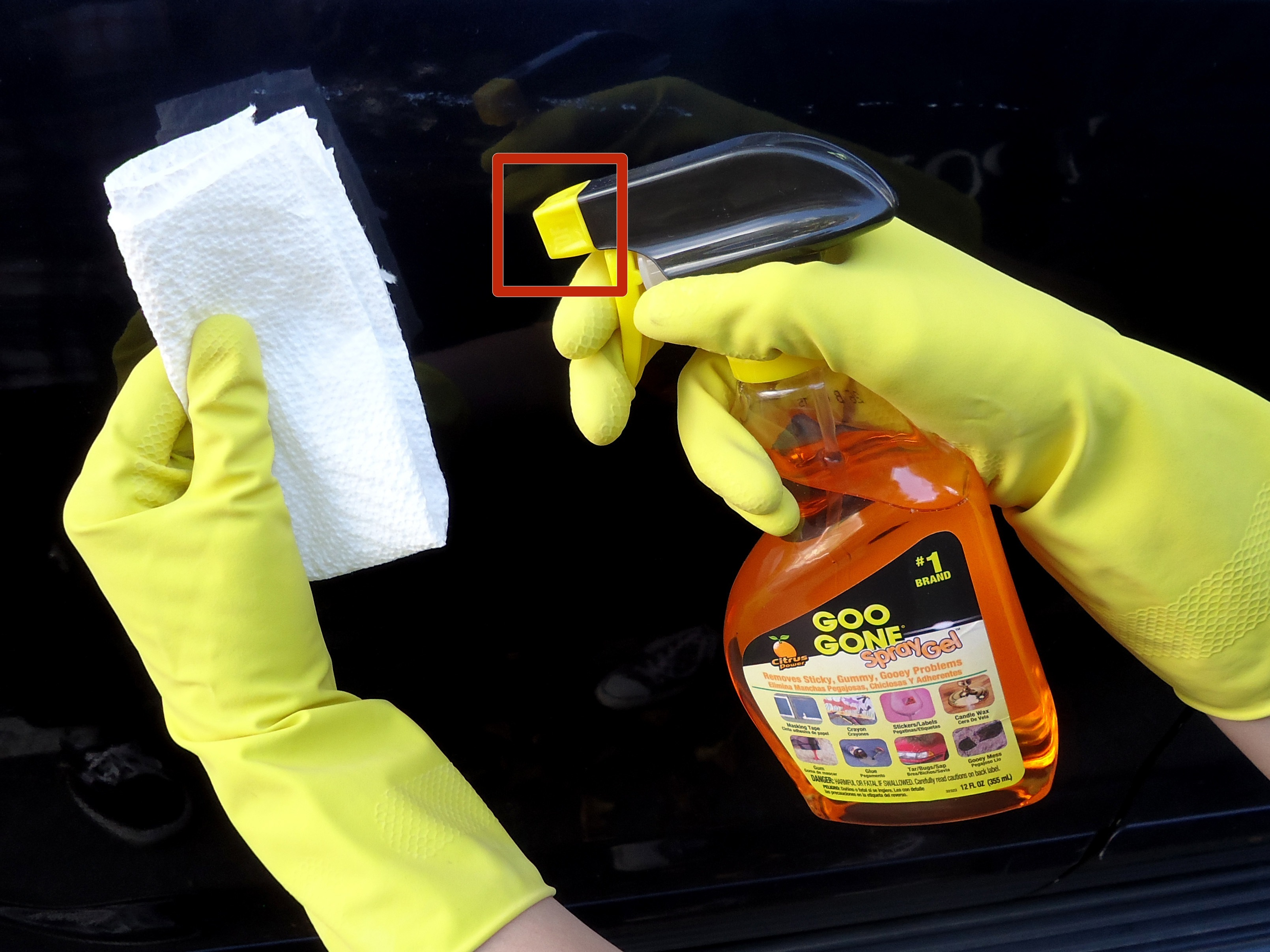 How To Get Sticker Off Car Without Ruining Paint