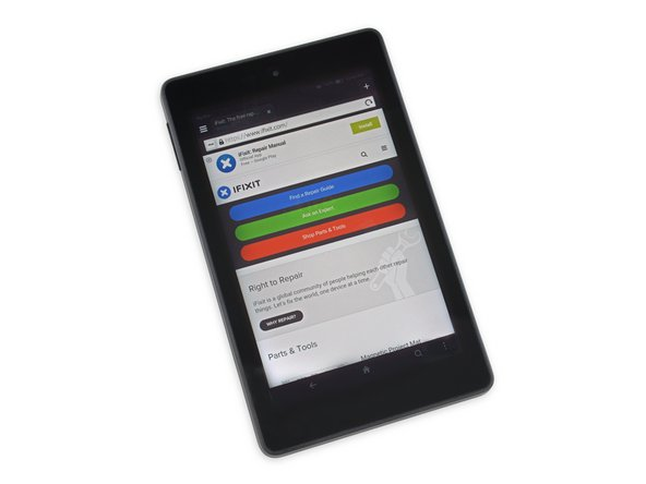 Kindle Fire HD 6 Main Image