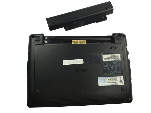 Acer Aspire One 722 Battery Replacement