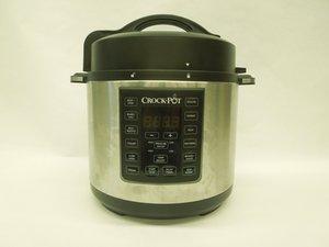 Crock-Pot Express Crock Multi-Cooker Troubleshooting