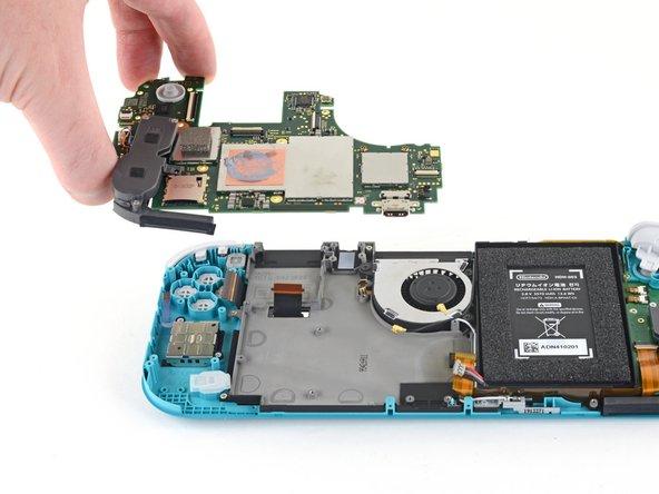 Nintendo Switch Lite Hauptplatinen-Baugruppe tauschen