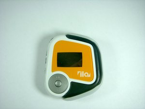 ilo 1Gb Mp3 Player Troubleshooting