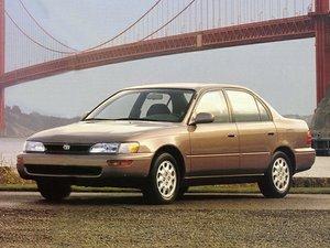 Toyota Corolla Repair