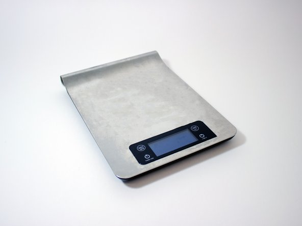 Kitchen Scale (CM-103/10672Z) Disassembly