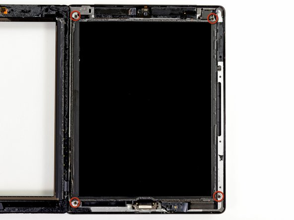 iPad 3 4G Front Panel Assembly Replacement