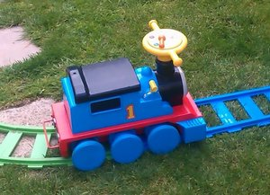 Thomas Ride On Train Repair
