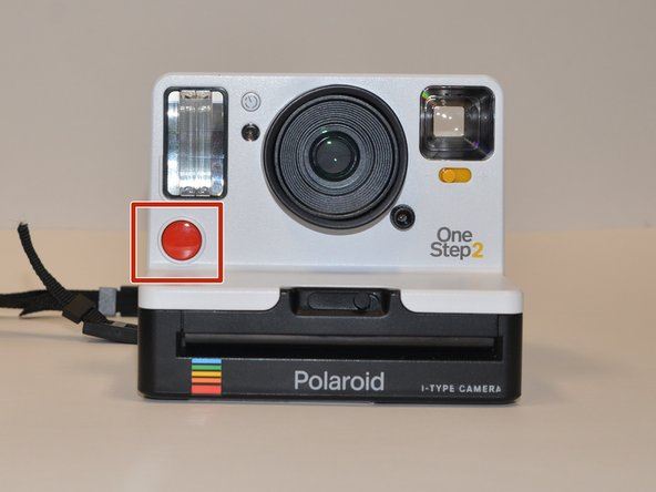 Polaroid OneStep 2 Shutter Switch Replacement